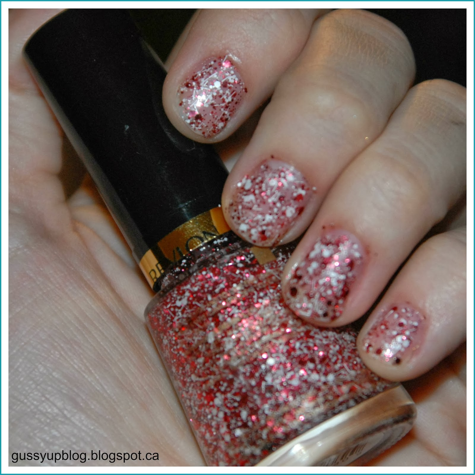 Review and Swatches: Revlon Nail Enamel No 678 Daring Graffiti