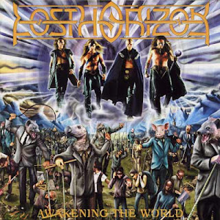Lost Horizon - 'Awakening The World' CD Review (The End Records / Music for Nations)