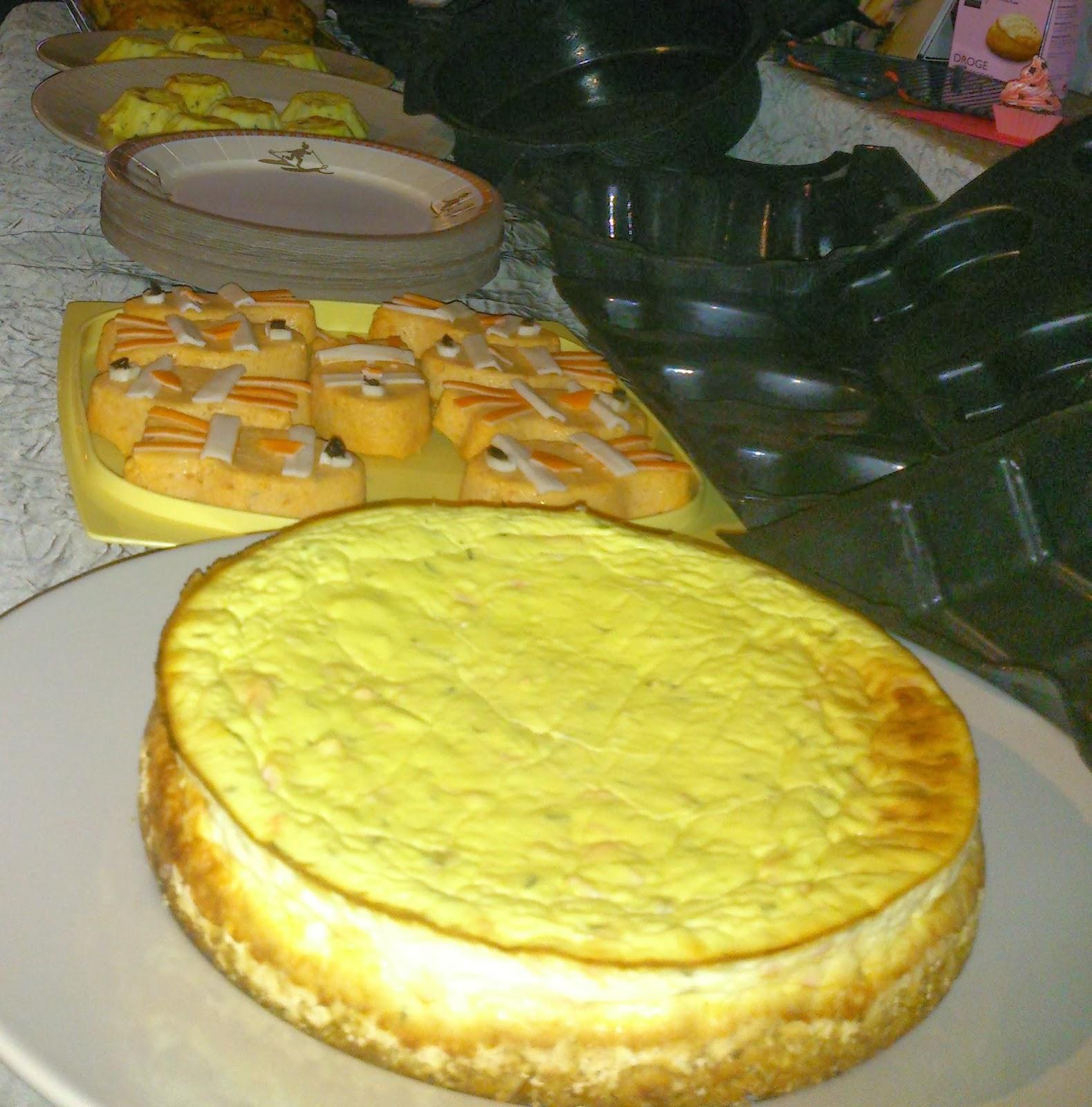 Cheese Cake Au Carre Frais Citron