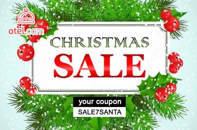 Otel .com 聖誕【93折優惠碼】 Discount Code,有效至2015年12月18日。