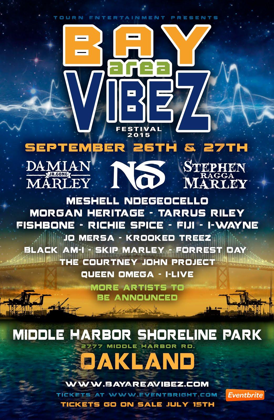 Bay Area Vibez Festival