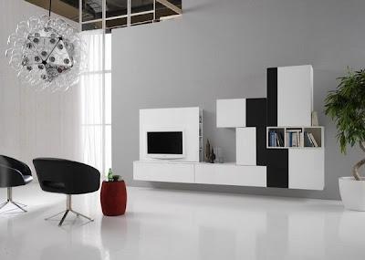 Interior Ruang Tamu Modern | Sumber gambar : Freshome.com