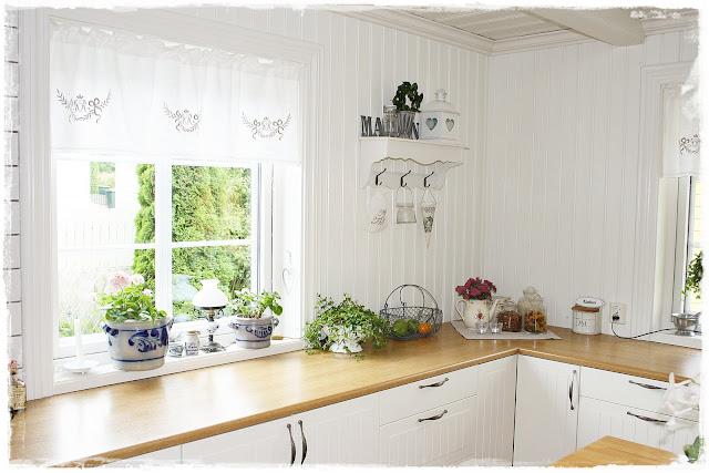 Ninas interiør: mer kjøkken...