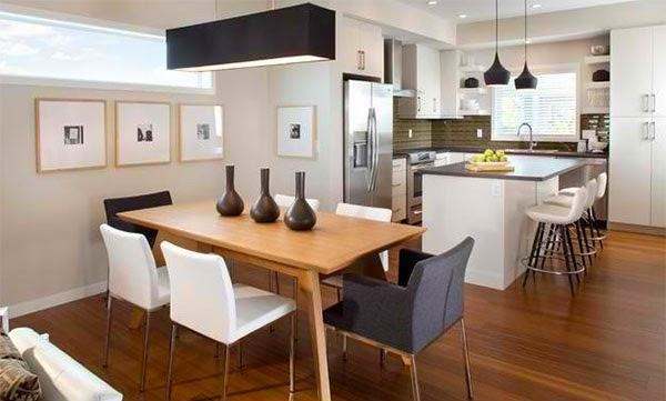Menciptakan Dining Space Pada Dapur