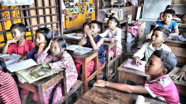 Ecole d'ONG à Siem Reap
