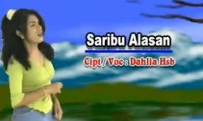 Lirik Lagu Tapsel Dahlia Hsb – Saribu Alasan