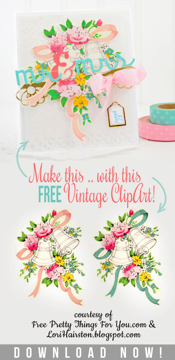 Lori Hairston Wedding Bells With Free Pretty Things For You