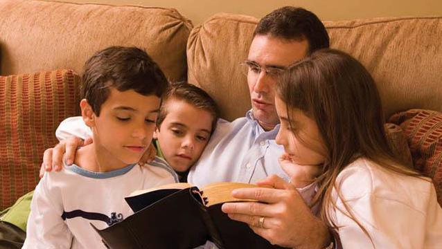 Casa de oraci n jesucristo es el se or ense a a tus - Leer la mano hijos ...