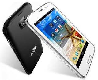 Spesifikasi dan Harga Smartphone Advan Vandroid S5-F Terbaru 2013