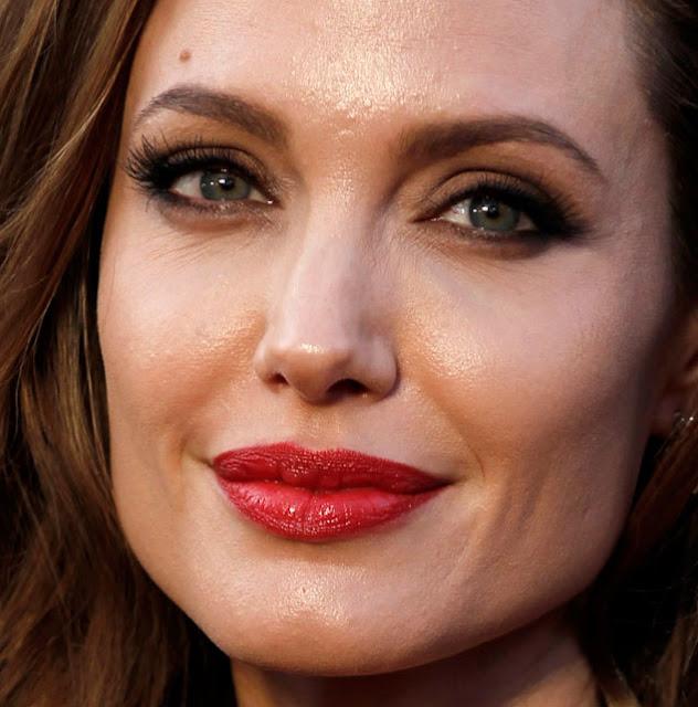 Make Angelina Jolie Oscar 2012
