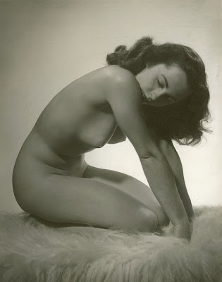 Foto desnudo artistico femenino