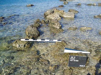 Το «χαμένο» νησί των Αργινουσών
