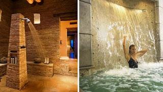 18 απίστευτα μπάνια που θα ερωτευτείτε αμέσως. Η Φυσική Ντουζιέρα είναι όλα τα λεφτά!
