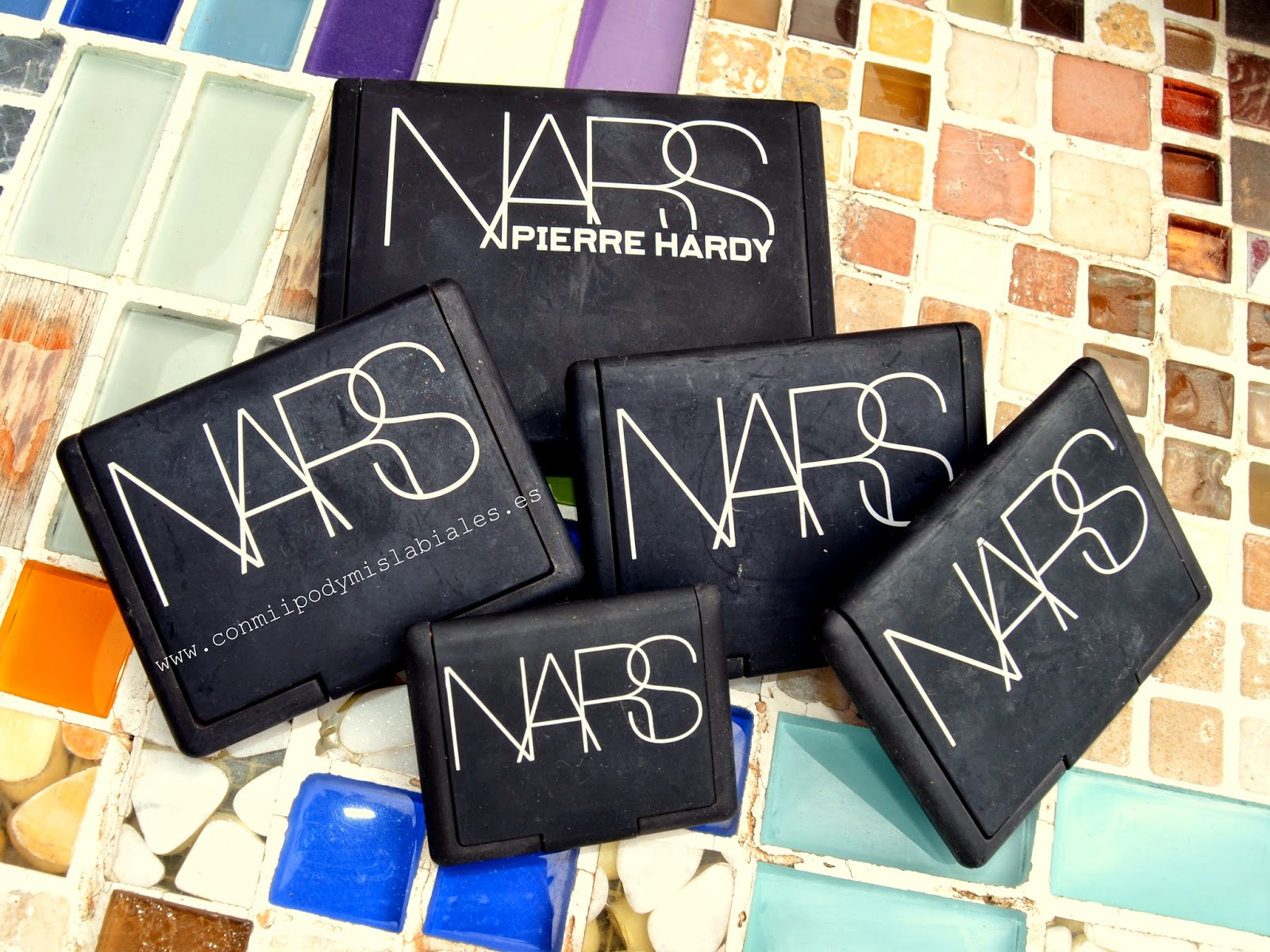 Coloretes Nars