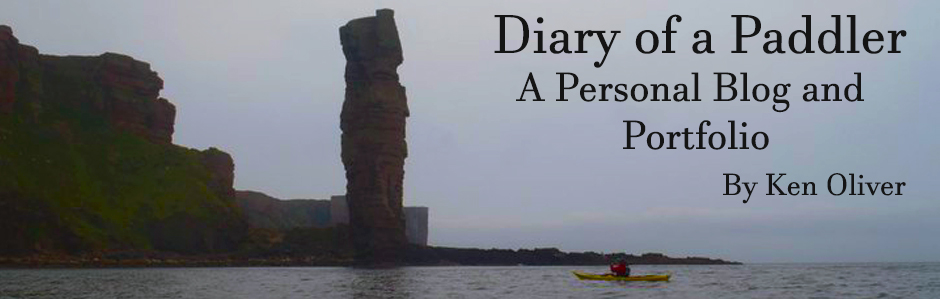 Diary of a Paddler