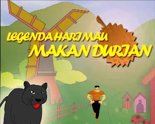 Legenda Harimau Makan Durian