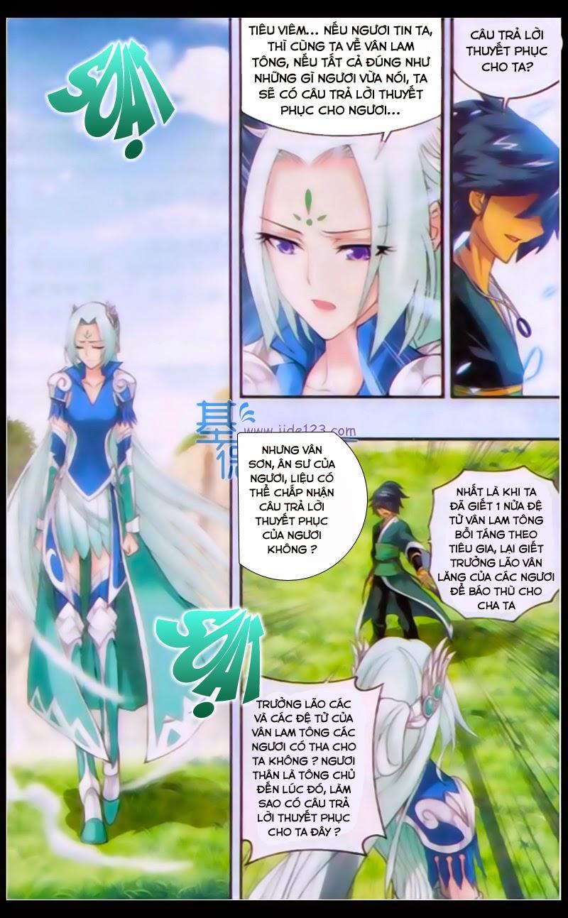 Đấu Phá Thương Khung chap 92 page 8 - IZTruyenTranh.com