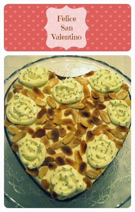 La Nostra Torta di San Valentino