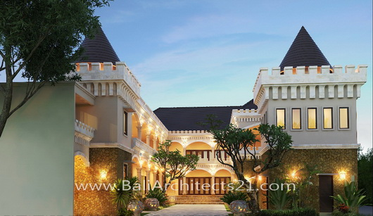 Desain Bengkel Gaya Hotel Pak Yudi