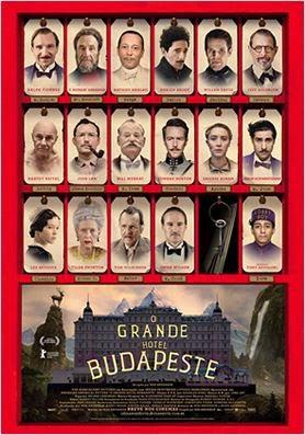 """Cena do filme """"O Grande Hotel Budapeste"""""""