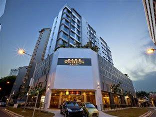 Hotel Bintang 4 Murah Singapore - Parc Sovereign Hotel - Albert St