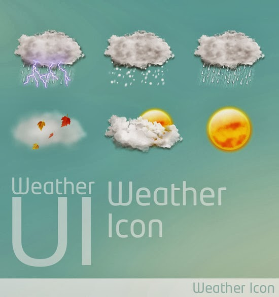 Weather UI Icon