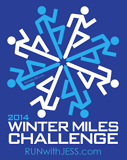 Winter Miles Challenge 2014