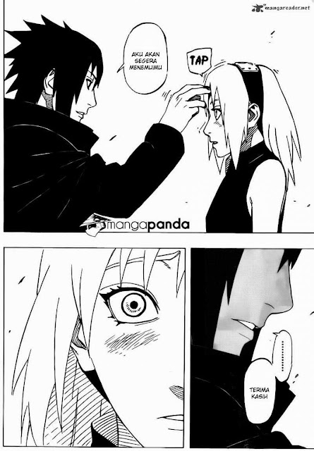 Naruto - Chapter:699 - Page:17