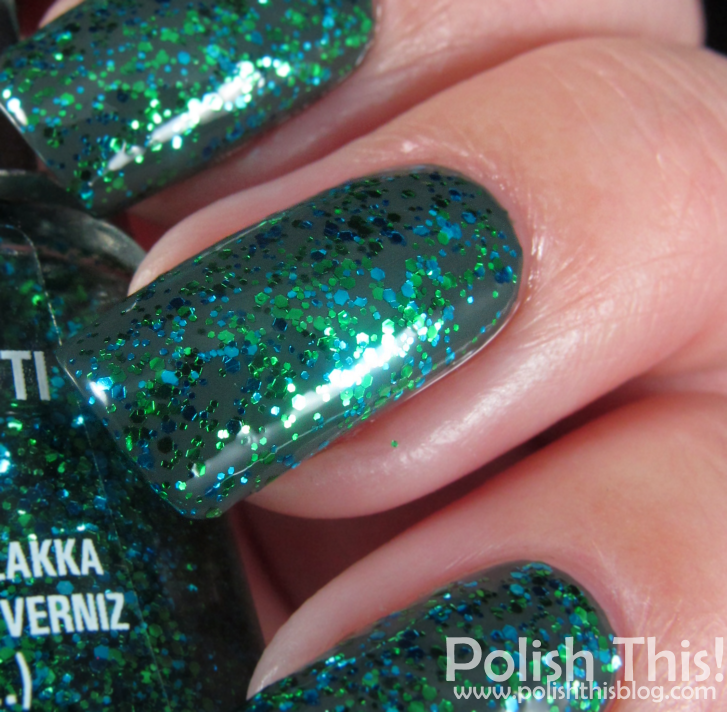Mavala Magic Stardust Collection - Swatches and Review - Polish This!