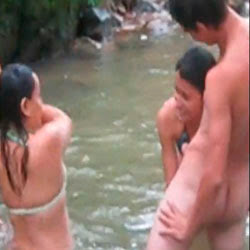 Putaria no rio com novinhas safadas - http://videosamadoresdenovinhas.com
