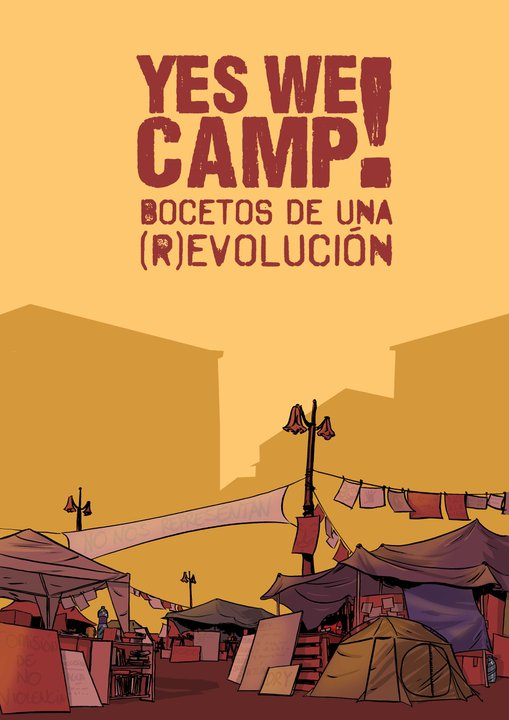 Portada de Yes we camp!