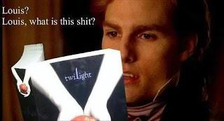 """Los """"Vampiros Emo"""" y otras maneras de sacrificar un libro Lestat"""