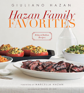 Hazan Family Favorites, Giuliano Hazan cover