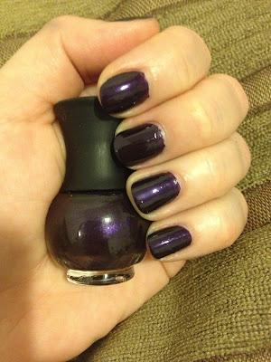 Sephora, Sephora Nail Wand, Sephora Silver Nail Wand, Sephora nail polish, Sephora nail polish swatches, nail, nails, nail polish, polish, lacquer, nail lacquer, swatches, nail polish swatches, Sephora Electro Shot