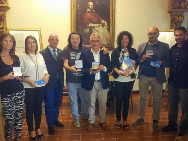 """ARTE E TERRITORIO"": 1^ BIENNALE INTERNAZIONALE D'ARTE IN UMBRIA"