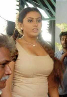 Nude in namitha