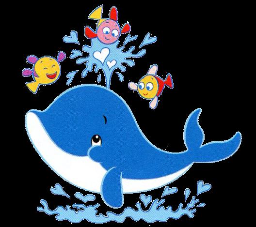 Sally, la ballena feliz,  Cuentos para Niños