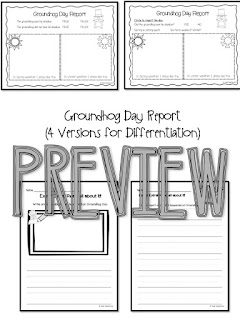 https://www.teacherspayteachers.com/Product/Groundhog-Day-Graph-Hat-and-Other-No-Prep-Printables-1635981
