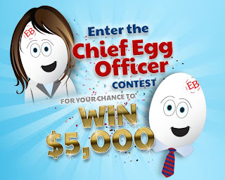 chief egg officer contest