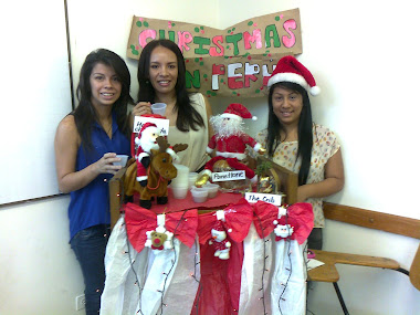 CHRISTMAS (Peruvian stand)