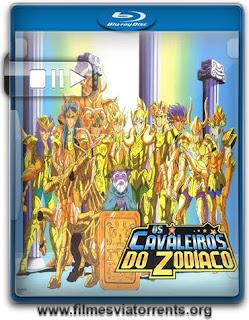 Os Cavaleiros do Zodíaco: Saga Das Doze Casas Parte 1 Torrent - BluRay Rip