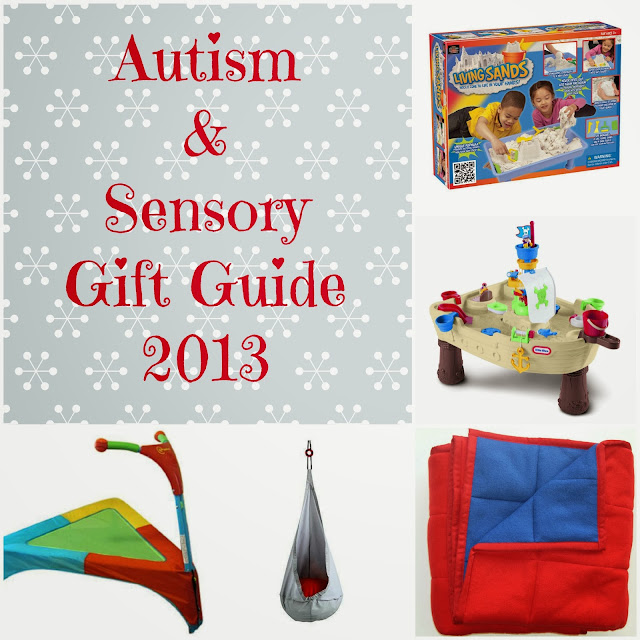 Holiday Gift Guide 2013 ~ Top 10 Gift Ideas for Children with Autism and Sensory Disorders