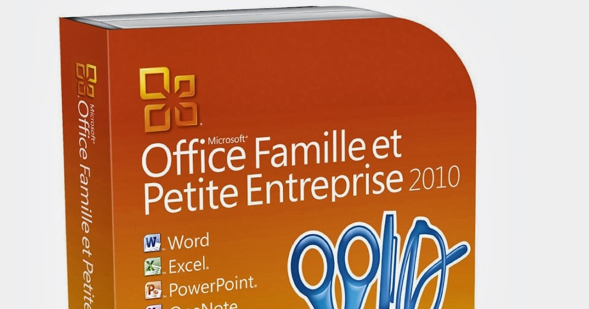 Office famille et petite entreprise 2010 outlook inclus - Office famille et petite entreprise 2013 telecharger ...