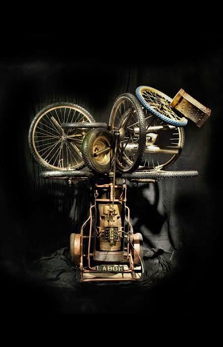 Sabato sera, non perdete la performance dei Mechanics for Dreamers  e le loro Macchine meravigliose! Appuntamento ad ingresso libero e gratuito dalle ore 21.00