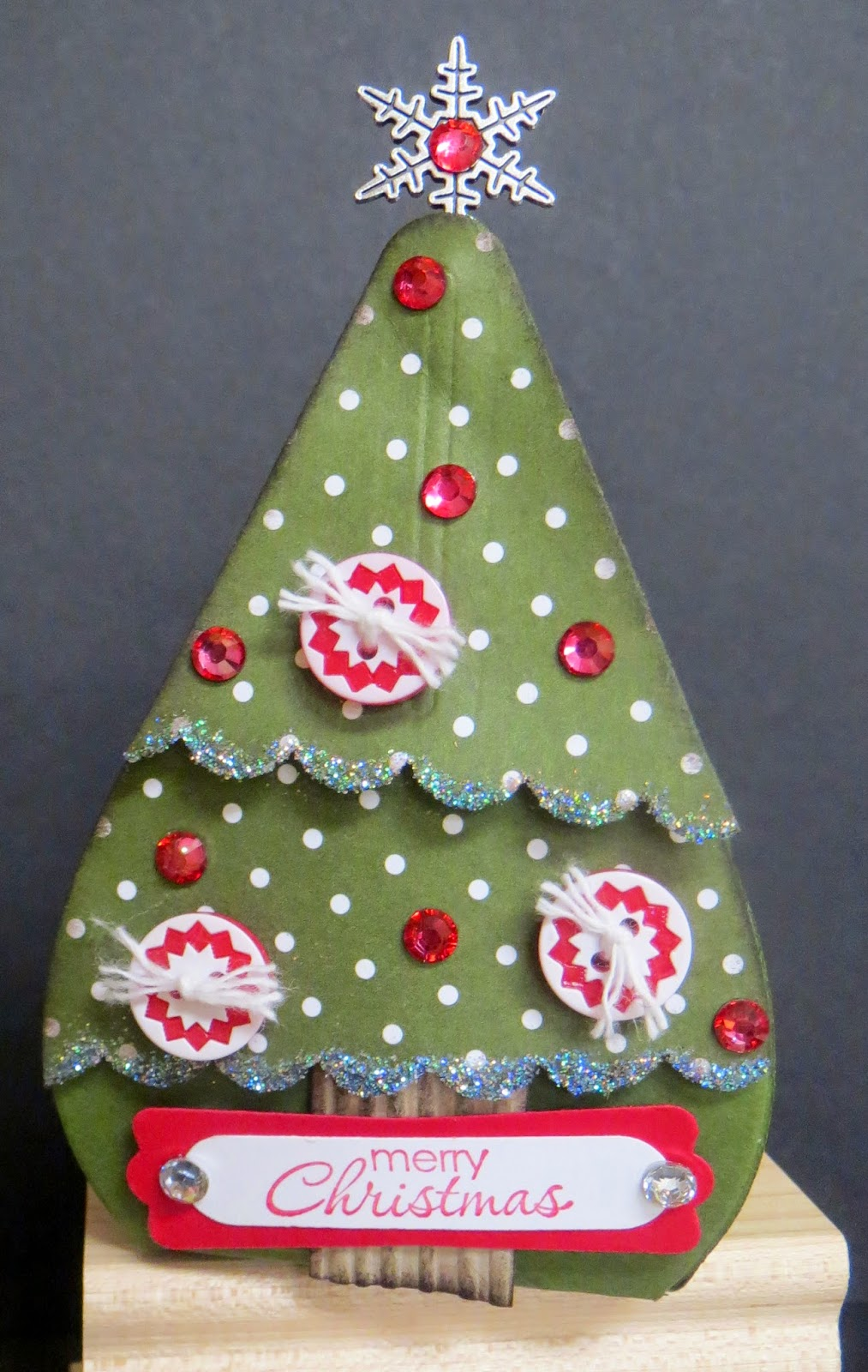 Scrap happens here stampin up with darla christmas