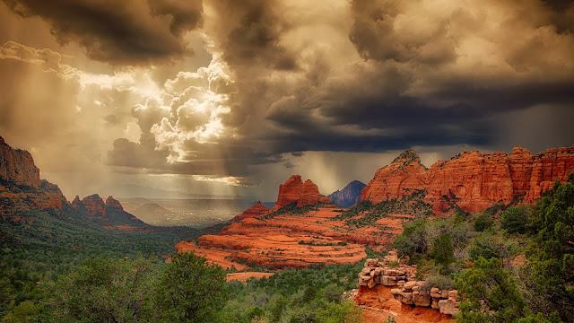 Fotos de Paisajes Naturales de Desiertos