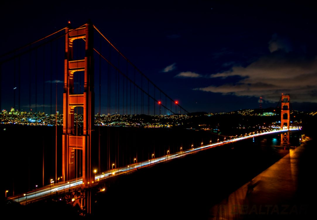 Golden Gate Bridge Stock Photos And Images Getty Images - the golden gate bridge night view wallpapers