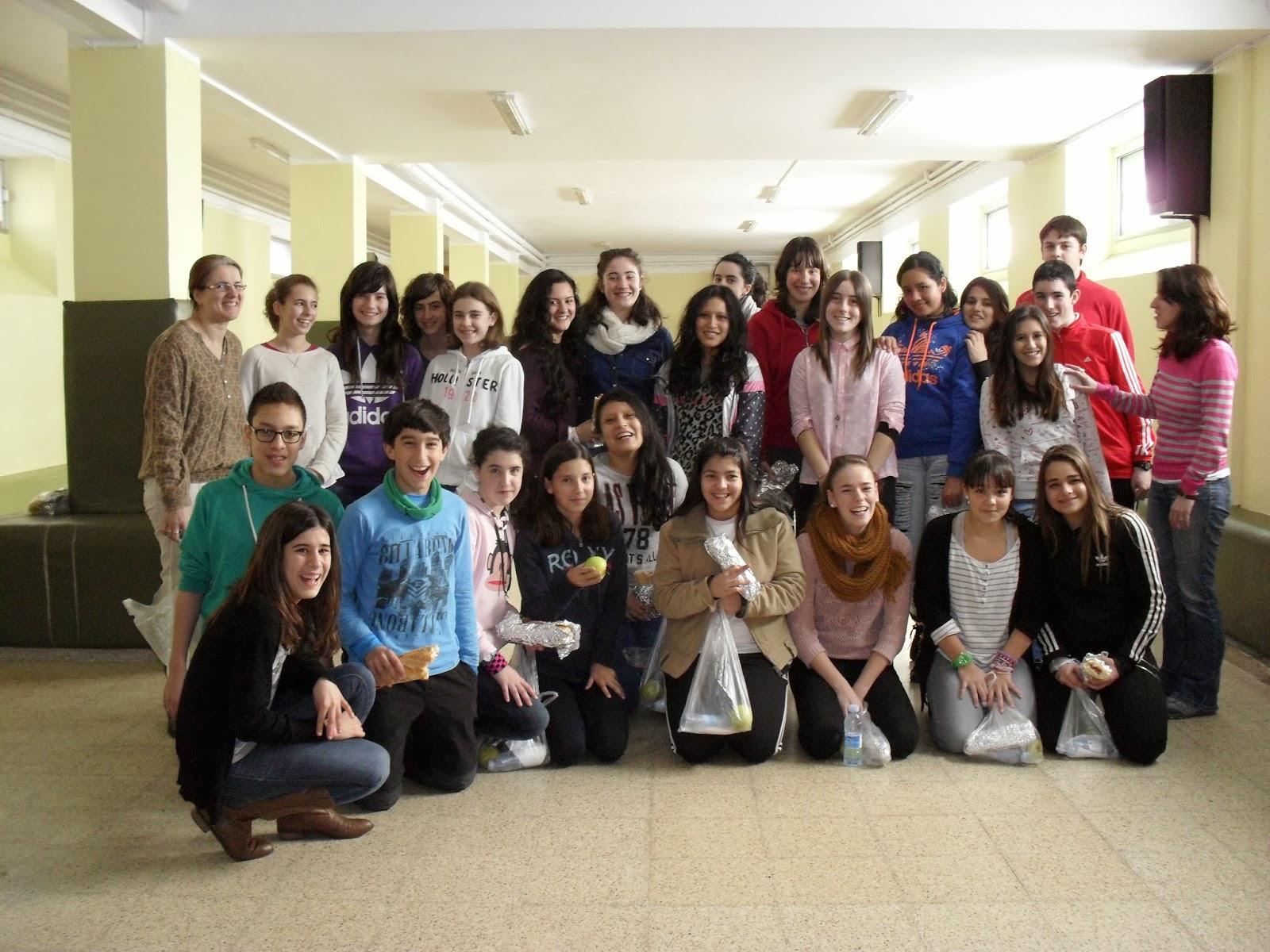 Colegio amor de dios burlada celebraci n del ayuno voluntario - Colegio amor de dios oviedo ...