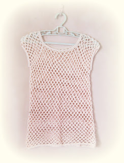 CROCHET BEACH COVER UP PATTERN | Crochet For Beginners
