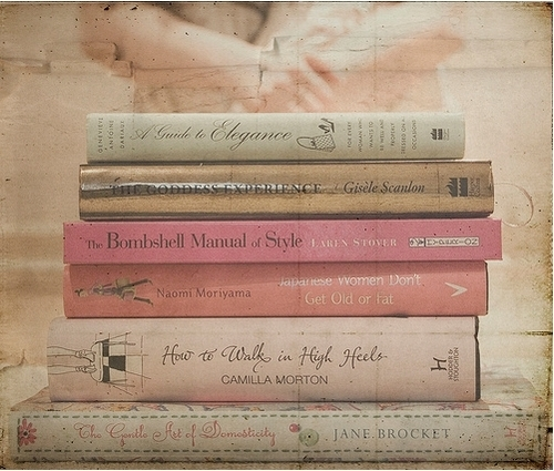 Pretty Book Covers Tumblr ~ La vie en rose pretty little things for sunday